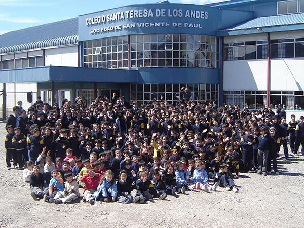 colegio santa teresa de los andes - puerto aysén